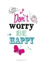 Productafbeelding WK enjoy don't worry be happy