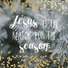 Productafbeelding Wk kerst Jesus is the reason for the sea