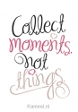 Productafbeelding WK PUUR Collect moments not things
