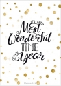 Productafbeelding Kaart kerst It's the most wonderful time