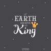 Productafbeelding Kerstkaart Let Earth receive her King