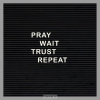 Productafbeelding Kaart play wait trust repeat