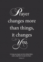Productafbeelding WK puur prayer changes...