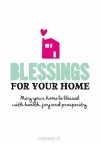 Productafbeelding WK enjoy blessings for your home