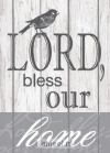 Productafbeelding Lord bless our home