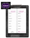Productafbeelding Eva Maria family planner