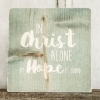 Productafbeelding Reminderblok In Christ alone my hope is found