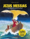 Productafbeelding Jezus Messias stripboek