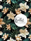 Productafbeelding Mijn bullet journal black flower