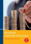 Productafbeelding Basisboek statistiek in business