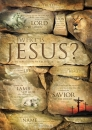 Productafbeelding Poster A3 who is Jesus