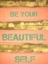 Productafbeelding Kaart be your beautiful self