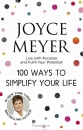 Productafbeelding 100 Ways To Simplify Your Life