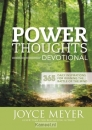 Productafbeelding Power Thoughts Devotional