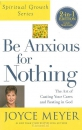 Productafbeelding Be anxious for nothing
