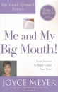 Productafbeelding Me and my big mouth