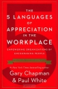 Productafbeelding 5 languages of appr in the workplace
