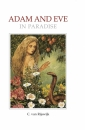 Productafbeelding The world of the King - Adam and Eve in paradise + luisterboek