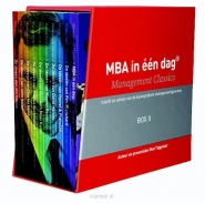 Productafbeelding MBA in 1 dag - Management Classics II