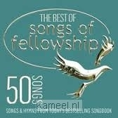 Productafbeelding Best of songs of fellowship
