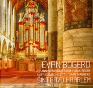 Productafbeelding Grote of St. Bavo Haarlem, orgel