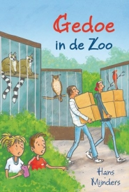 Productafbeelding Gedoe in de Zoo