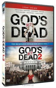 Productafbeelding God's not dead 1+2