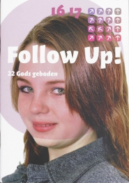 Productafbeelding Follow Up! 22 Gods geboden