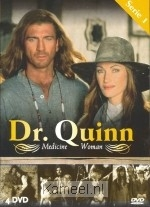 Productafbeelding Dvd dr quinn serie 1