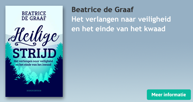 Banner Beatrice de Graaf - Heilige Strijd