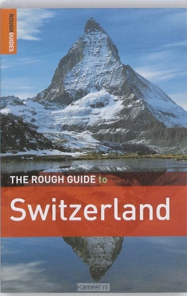 Grote afbeelding Rough Guide to Switzerland