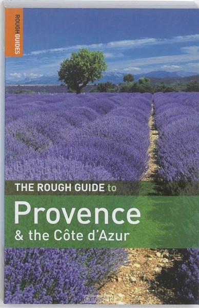 Grote afbeelding Rough Guide to Provence and the Cote d'Azur