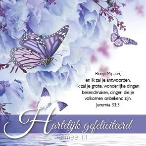 van harte gefeliciteerd christelijk