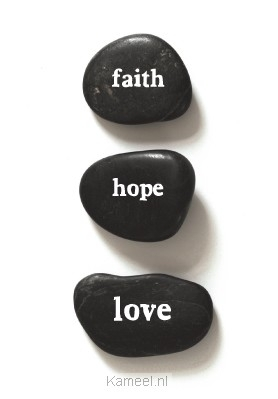 Grote afbeelding WK puur faith hope love