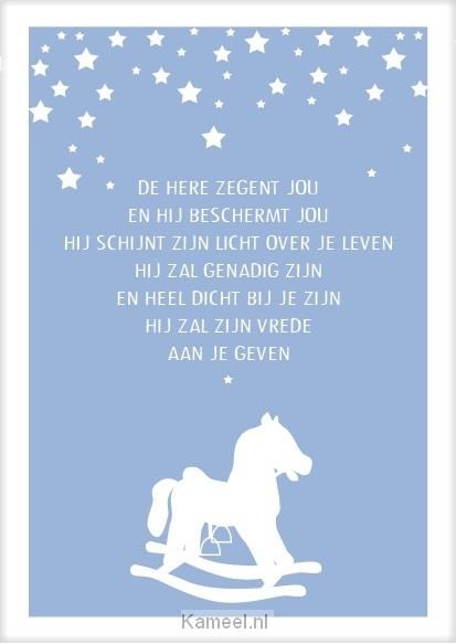 kaart de here zegent jou | beautiful day | kaarten | kameel.nl