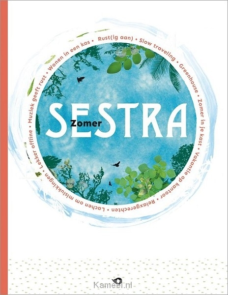 Grote afbeelding Sestra ZOMER magazine 2018