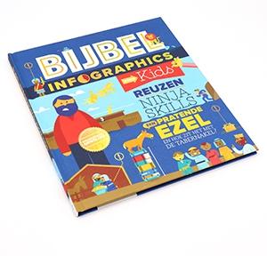 Verwonderend Bijbel Infographics voor kids | Boeken | Kameel.nl MT-22