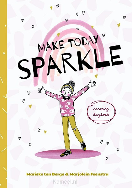 Grote afbeelding Make today sparkle
