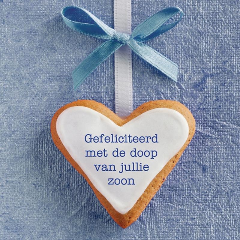 gefeliciteerd met de doop Kaart Gefeliciteerd met de doop zoon   Lifestyle   Kaarten   Kameel.nl gefeliciteerd met de doop