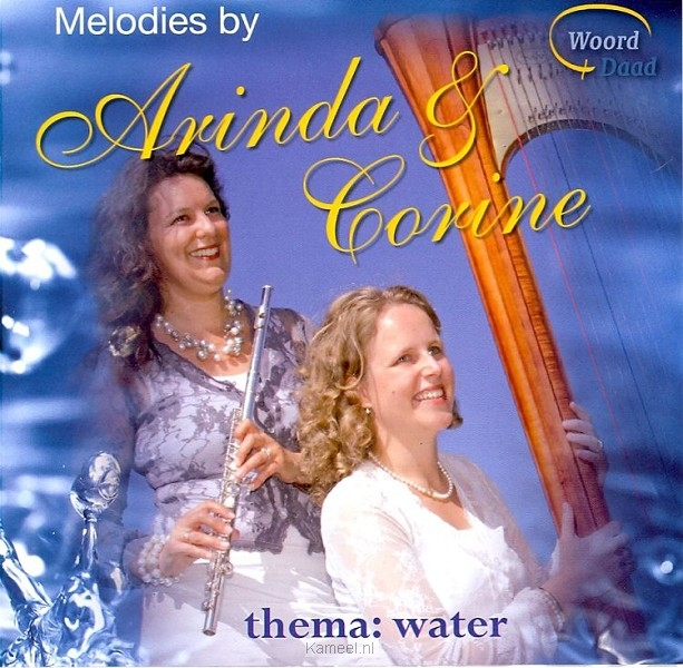 Grote afbeelding Melodies / Thema: water