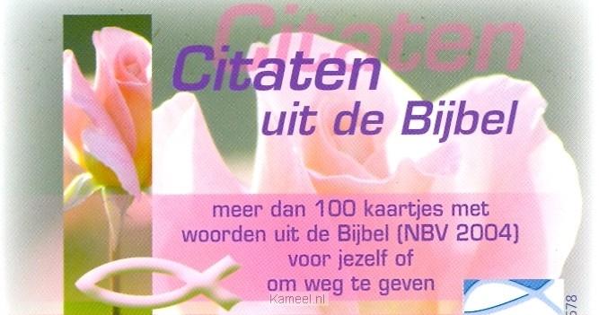 Mooie Citaten Uit De Bijbel : Citaten uit de bijbel teksten nbv cadeaus kameel
